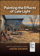 Instructional Video - Jason Sacran, Painting the Effects of Late Light